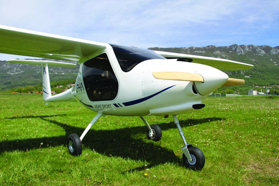 electric aircraft Alpha Trainer
