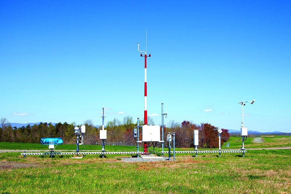 ASOS equipment site