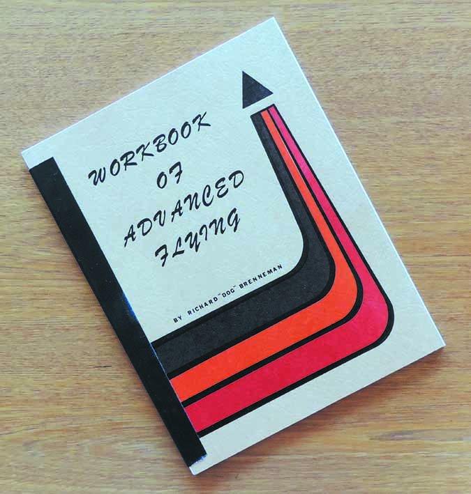workbook of advanced flying