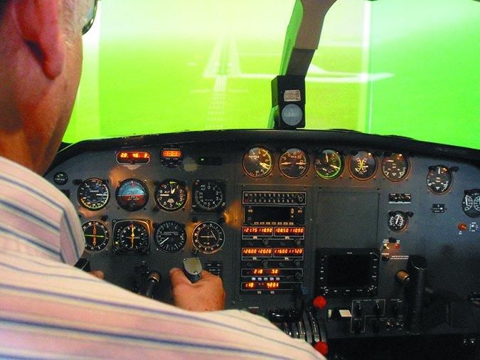 flight simulation training