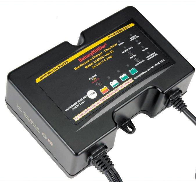 BatteryMinder