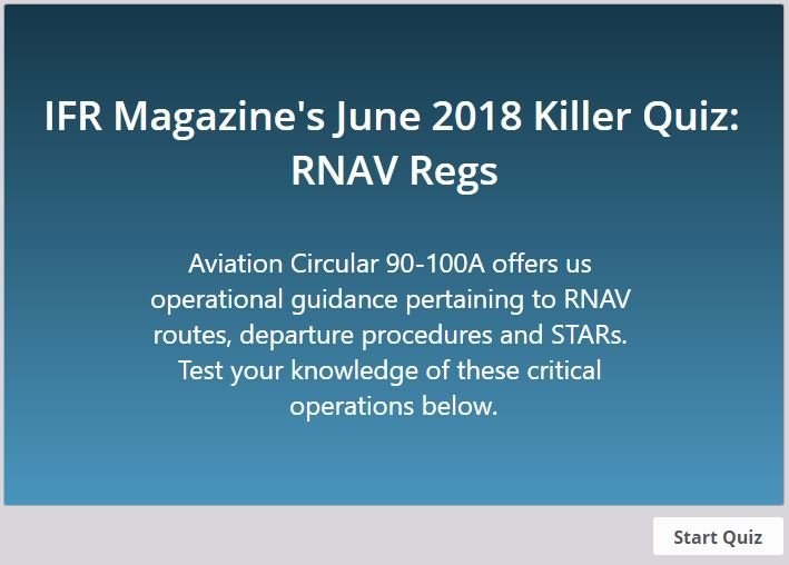 ifr june 2018 killer quiz