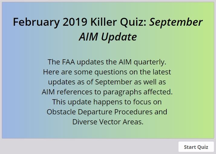 ifr magazine quiz